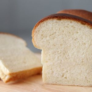 Eggless Milk Bread