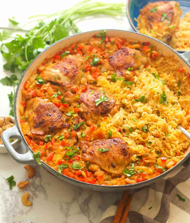 Chicken Biryani Recipe Kitchen Cookbook