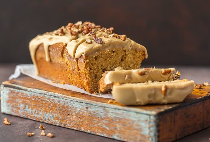 Brown Sugar Pound Cake.