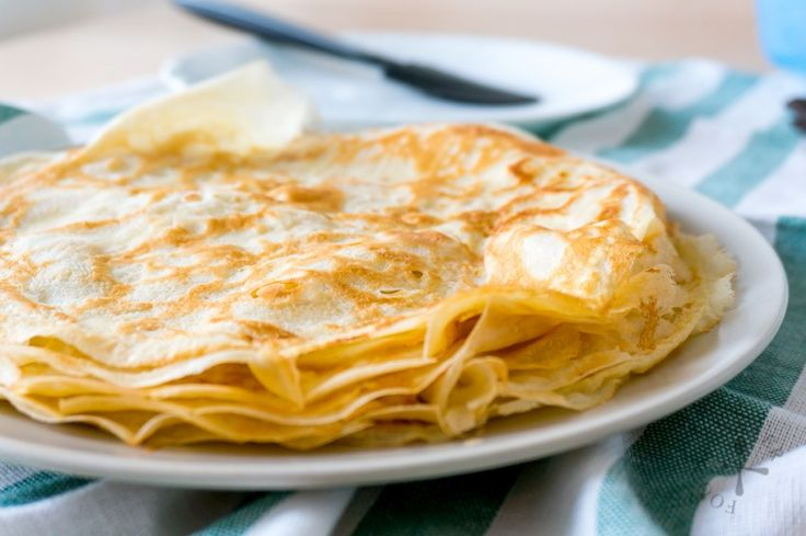 How To Make Delicate Crepes