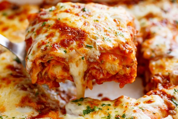 The Best Lasagna Is Here.!