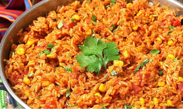Authentic Mexican Rice Is So Good and Easy
