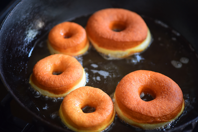 The Best Raised Doughnuts
