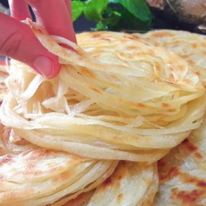 Soft, Pillowy Flatbread Recipe