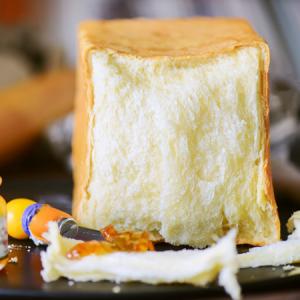 Fluffy, Homemade White Bread