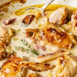 Chicken Casserole is Going To Be Your New Seasonal Favourite.