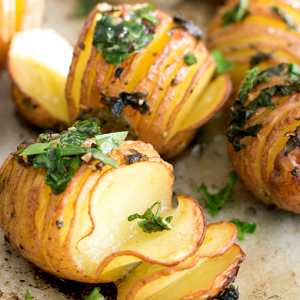 This Lemon-Herb Roasted Potato Is Absolutely Delightful