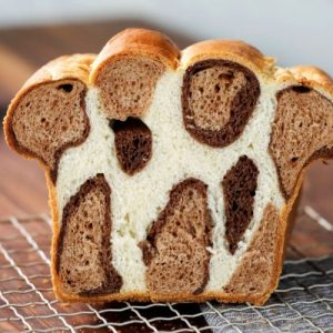 Leopard Print Bread is The New Baking Obsession.