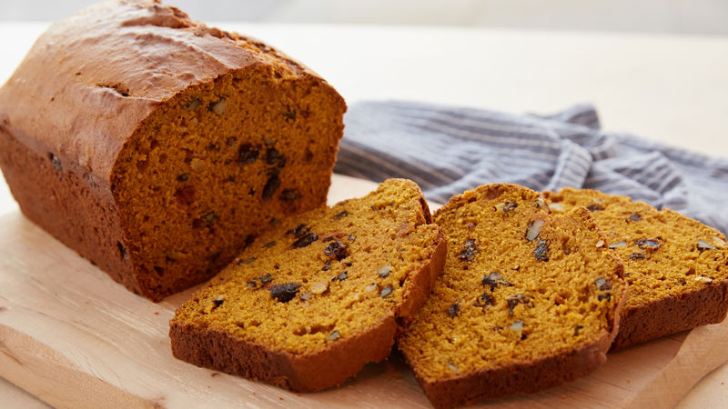 Pumpkin Bread Recipe.