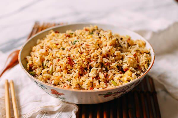 Fried Rice Restaurant Style Recipe