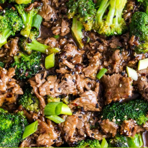 Melt in Your Mouth Tender Beef and Broccoli