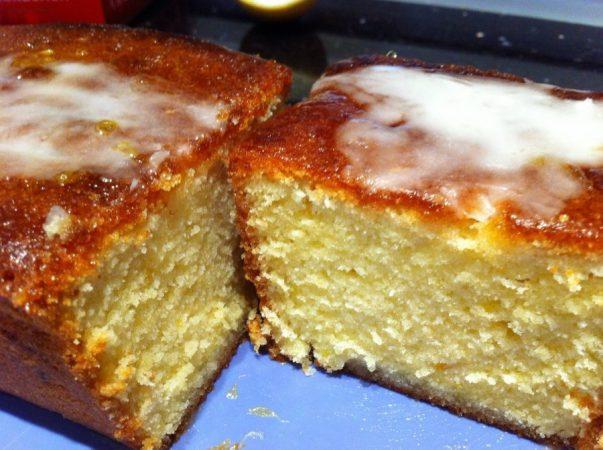 Beat and Bake Orange Cake.