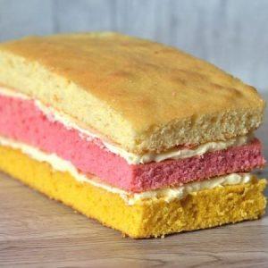 Ribbon Sandwiches Recipe