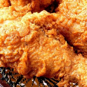 Batter-Fried Chicken