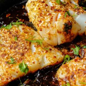 Crispy Fish with Tamarind Sauce
