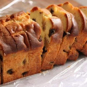 Easy Fruitcake Recipe