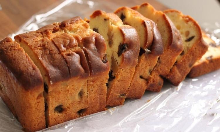 Easy Fruitcake Recipe