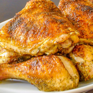 Italian-Seasoned Roast Chicken