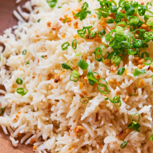 Make And Share This Garlic Fried Rice