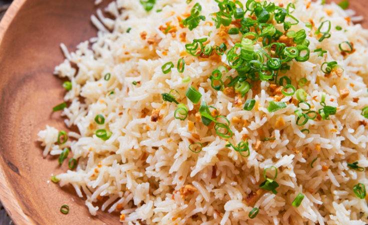 Make And Share This Garlic Fried Rice