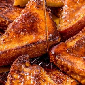 Make This French Toast, Without The Wait.!