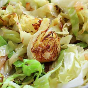 Sauteed Cabbage Recipe