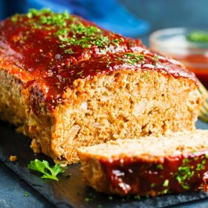 Eggless Meatloaf is Tasty, Tender, and Juicy