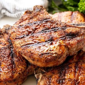 Make These Perfect Grilled Pork Chops Today.!