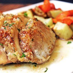 Brown Sugar Garlic Pork