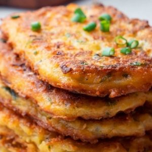 Spicy Hash Browns Are Perfect For Breakfast.