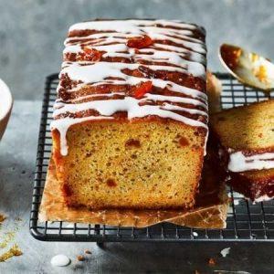 Marmalade loaf cake