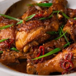 The Best Homemade Chicken Adobo