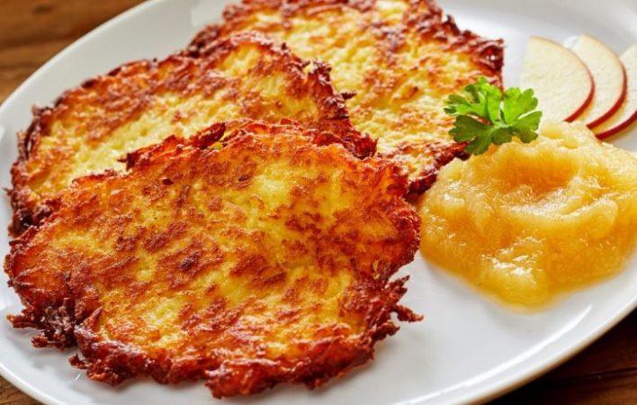 Potato Pancakes Are Irresistible