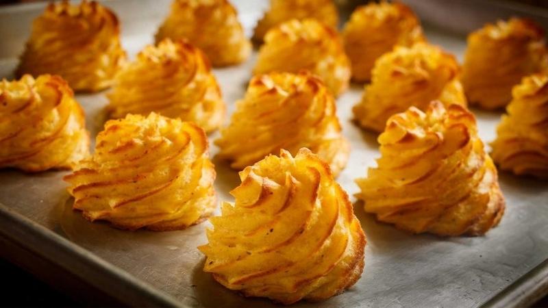 Buttery Potato Swirls