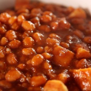 Healthy Baked Beans