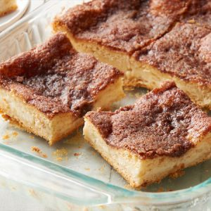 These Sopapilla Cheesecake Bars are-to-die For
