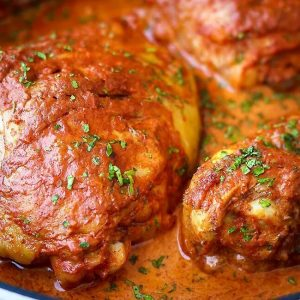 A Juicy, Moist Tandoori Chicken