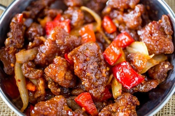 Panda Express Beijing Beef