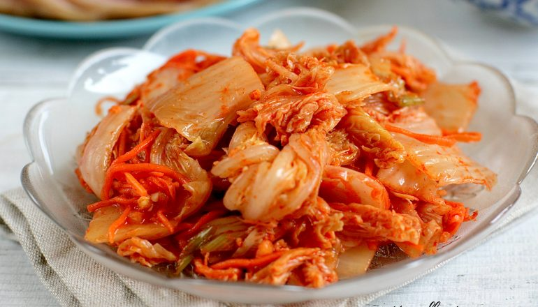 How To Make Easy Kimchi