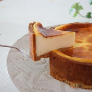 Melting Cheese Tart