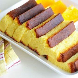 Delicious Eggless Honey Cake
