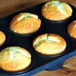 Basic Fragrant Vanilla Muffins