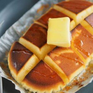 Hokkaido Cheese Steamed Cake