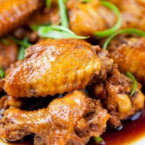 Super Easy Soy Sauce Chicken