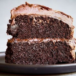 The Very Best Vegan Chocolate Cake