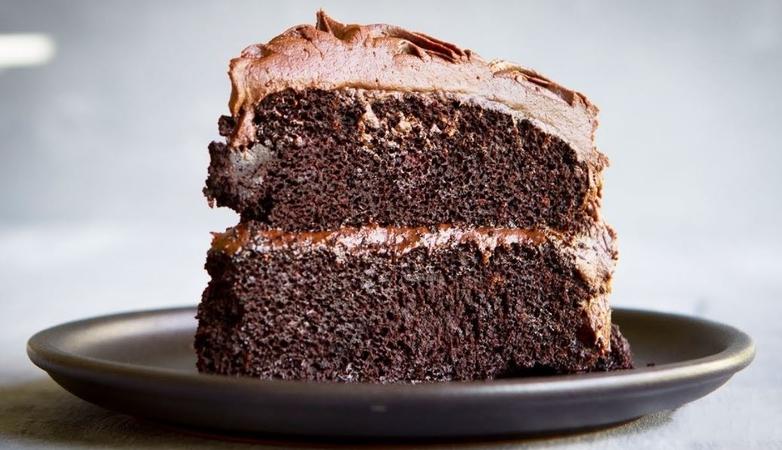 The Very Best Vegan Chocolate Cake