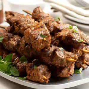Lamb Kabobs Recipe