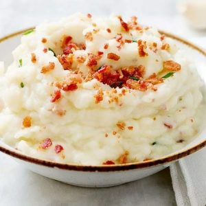 Bacon Mashed Potatoes