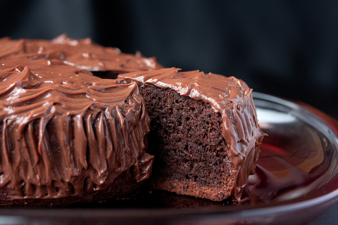 Rich Chocolate Mud Cake