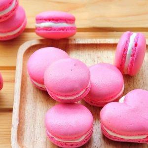 Pink Macarons Recipe